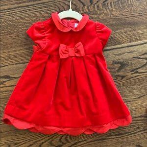 Florence Eiseman Velvet Dress